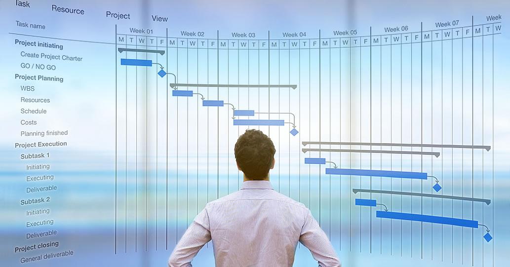 Pianificare progetti on-line in maniera condivisa